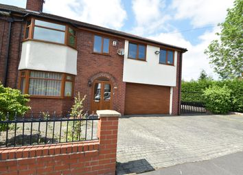 Thumbnail 5 bed semi-detached house for sale in Cunningham Drive, Unsworth, Bury