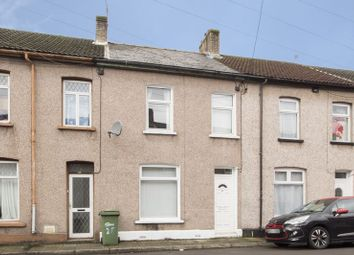 Thumbnail 3 bed terraced house for sale in Machen Street, Risca, Newport