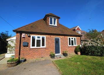 Thumbnail 1 bedroom semi-detached bungalow to rent in Frog Grove Lane, Wood Street Village, Guildford