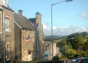 Thumbnail 1 bedroom flat for sale in Bleachfield Road, Selkirk