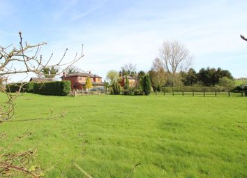 Thumbnail 4 bed detached house for sale in Corner House Childs Lane, Brownlow, Congleton