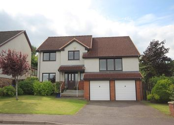 Thumbnail 5 bed detached house for sale in 52 Boswell Road, Inshes, Inverness