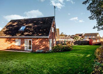 Thumbnail 4 bed bungalow for sale in Elmete Avenue, Sherburn In Elmet, Leeds