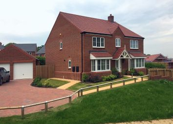 Thumbnail 5 bed detached house to rent in 24, Wheelwright Drive, Eccleshall, Staffordshire