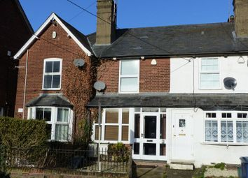 Thumbnail 2 bed terraced house for sale in Hedsor Road, Bourne End