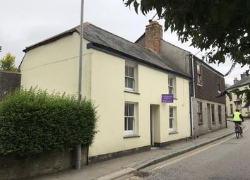 Thumbnail 3 bed property to rent in West Street, Penryn