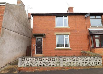 Thumbnail 2 bed semi-detached house for sale in Newton Street, Witton Gilbert, Durham