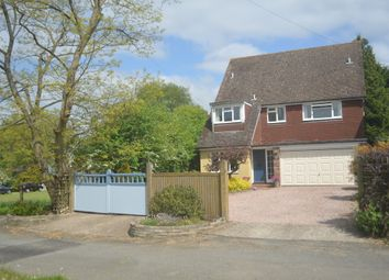 Thumbnail 4 bed detached house for sale in Leaves Green Road, Keston