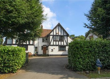 Thumbnail 5 bedroom detached house for sale in Upper Park Road, Camberley, Surrey
