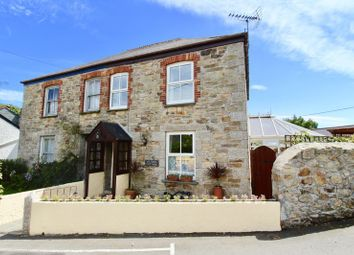Thumbnail 3 bed semi-detached house for sale in Victoria Cottages, School Lane, Falmouth