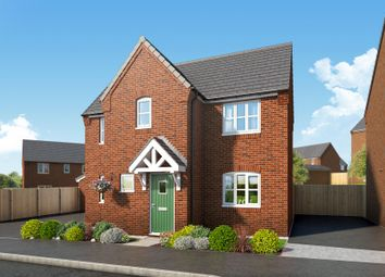 "Thumbnail 3 bedroom property for sale in ""The Blackthorne At Mill Farm, Tibshelf"" at Mansfield Road, Tibshelf, Alfreton"