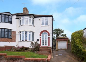 Thumbnail 3 bedroom semi-detached house for sale in Drummond Drive, Stanmore