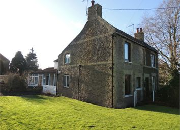 Thumbnail 3 bed cottage for sale in Church Road, Wimbotsham, King's Lynn