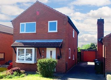 Thumbnail 3 bed detached house for sale in Broad Valley Drive, Bestwood Village, Nottingham