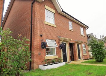 Thumbnail 2 bed semi-detached house for sale in Centurion Way, Farington, Leyland