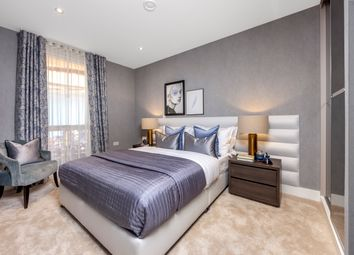 Thumbnail 2 bed flat for sale in 24-28 Quebec Way, London