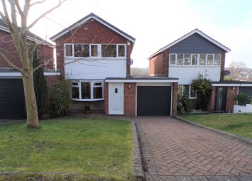 March Banks, Rugeley WS15. 3 bed link-detached house for sale