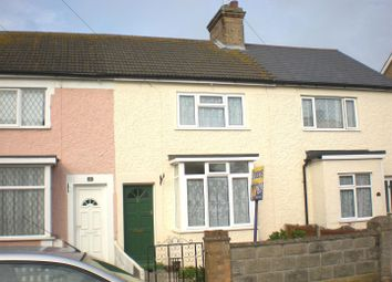 Thumbnail 2 bed terraced house to rent in Carrs Road, Clacton-On-Sea