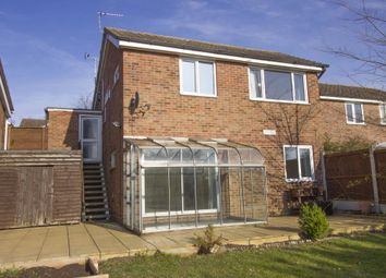 Thumbnail 3 bed detached house to rent in Highview Close, Sudbury, Suffolk