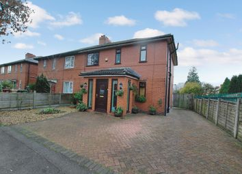 Thumbnail 4 bed semi-detached house for sale in Victory Road, Little Lever, Bolton