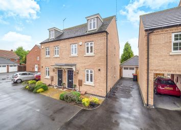 Thumbnail 3 bedroom semi-detached house for sale in Langley Close, Bestwood Village, Nottingham