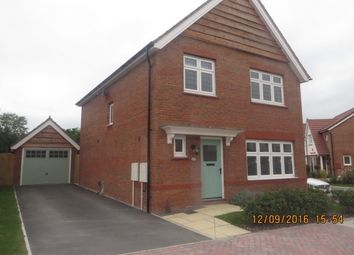 Thumbnail 3 bed property to rent in Camomile Way, Newton Abbot