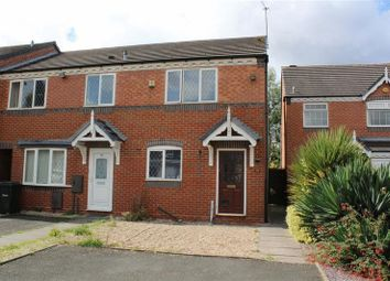 Thumbnail 2 bed terraced house to rent in Hempole Lane, Tipton