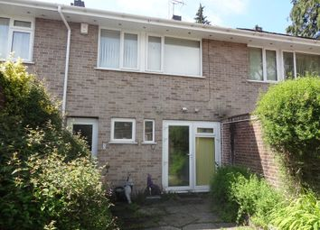 Thumbnail 3 bed terraced house for sale in Poole Road, Poole
