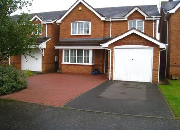 Thumbnail 3 bedroom property for sale in Mercers Meadow, Keresley End, Coventry