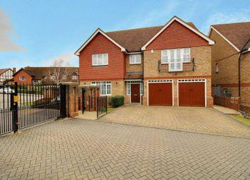 5 bed detached house for sale in Whitehaven Close, Goffs Oak, Waltham Cross EN7
