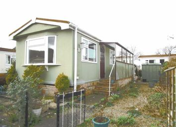 Thumbnail 1 bed mobile/park home for sale in Dursley Vale Park, Cam