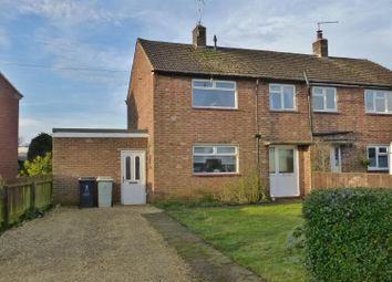 Thumbnail 3 bed semi-detached house for sale in Queens Road, Oakham