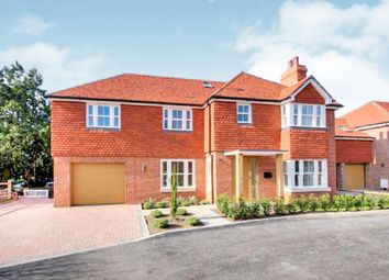 Thumbnail 5 bedroom detached house for sale in Haywards Road, Haywards Heath