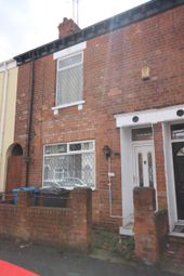 Thumbnail 2 bedroom terraced house for sale in Welbeck Street, Hull