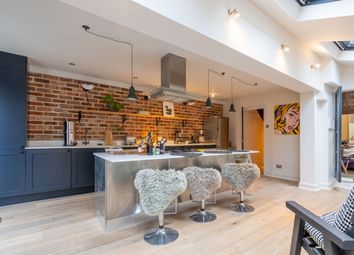 Thumbnail 4 bed terraced house for sale in Torbay Road, Queens Park, London