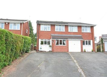 Thumbnail 3 bed semi-detached house for sale in Kinver, Off Compton Road, Compton Close