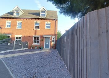 Thumbnail 4 bed semi-detached house for sale in Thoresby Road, Mansfield Woodhouse, Mansfield