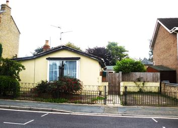 Thumbnail 2 bedroom detached bungalow for sale in Darthill Road, March