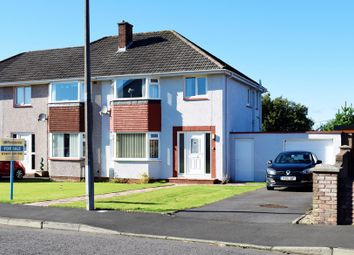 Thumbnail 3 bed semi-detached house for sale in 47 Turnberry Road, Annan, Dumfries & Galloway