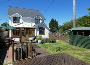 Thumbnail 4 bed detached house for sale in Llanrhystud, Aberystwyth