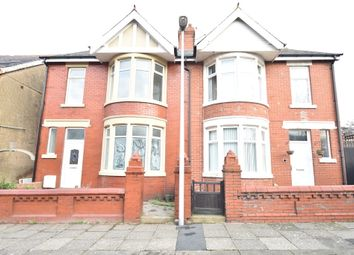 Thumbnail 4 bed semi-detached house to rent in Montreal Avenue, Blackpool
