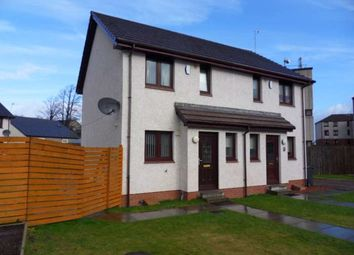 Thumbnail 2 bed semi-detached house to rent in Gordon Mcmaster Gardens, Johnstone