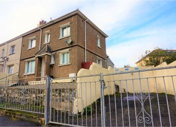 Thumbnail 3 bed semi-detached house for sale in The Beacon, Falmouth