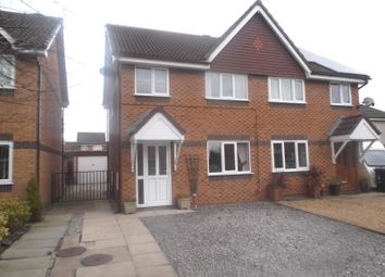 Thumbnail 3 bed semi-detached house to rent in Kingswood Crescent, Middlewich
