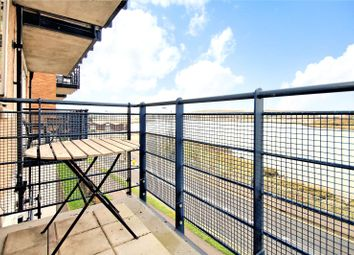 Thumbnail 1 bed flat for sale in Horatio Place, Fennel Close, Rochester, Kent