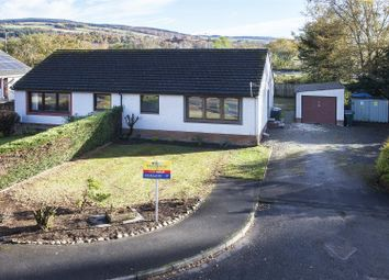 Thumbnail 2 bed semi-detached bungalow for sale in Fonab Crescent, Pitlochry