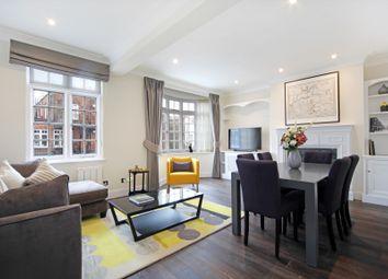 Thumbnail 2 bed flat to rent in Allen Street, Kensington, London
