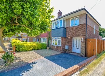 Thumbnail 3 bed semi-detached house for sale in Bullwell Crescent, Cheshunt, Waltham Cross