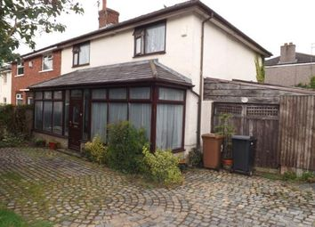 Thumbnail 3 bed semi-detached house for sale in Church Road, Leyland, Lancashire, Preston