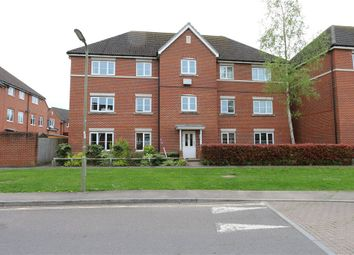 Thumbnail 2 bed flat for sale in Borden Way, North Baddesley, Southampton, Hampshire